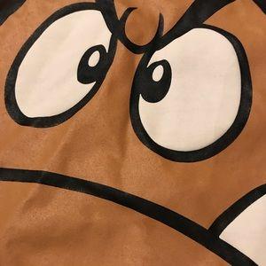 Nintendo Shirts - HTF Super Mario Brothers Brown Goomba T-Shirt